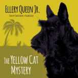 The Yellow Cat Mystery - kaft audioboek Blackstone Audio, Inc., voorgelezen door Traber Burns, 1 september 2015