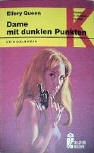Dame mit dunklen Punkten - Cover German Edition
