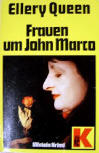 Frauen um John Marco - cover German edition Ullstein Krimi, Nr. 10190