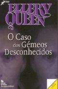 Caso dos G�meos Desconhecidos  - cover Brazilian/Portuguese edition EUROPA-AM�RICA,first edition, livros de Bolso, serie clube do crime,1994