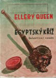 Egyptský kříž - Cover Czech edition, Jan Naňka, 1935