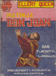 Matinja Don Juan - cover Indonesian edition of The Death of Don Juan... CLICK HERE TO READ MORE...