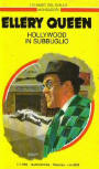 Hollywood in subbuglio - cover Italian edition I Classici del Giallo N° 664, July7.1992