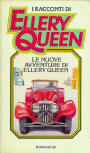 "The Duesenberg on the cover of the Italian edition of ""The New Adventures of Ellery Queen""."