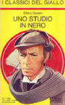 Uno studio in Nero - cover Italian edition,I classici del giallo N°.339