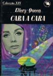 Cara A Cara - cover Portuguese edition, Colleccao XIS