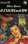 O Enigma do gato - cover Portugues edition