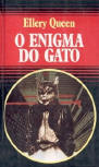 O Enigma do gato - Cover Portuguese edition