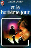 Et le huitieme jour...cover French edition, J'ai Lu, November 01. 1995