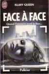 Face a Face - cover French editions collection J'ai Lu Nr 2779, 1990.