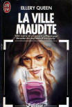 La ville maudite - cover French edition �ditions J'ai Lu, Paris, 1987
