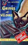 Griffes de Velours - cover French edition, Un Mystère N° 15, 1950
