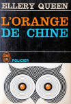 L'Orange de Chine - French edition J'ai lu P39, 1965