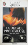 La Décade prodigieuse - cover French edition J'ai Lu