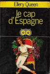 Le cap d'Espagne - cover French edition j'ai lu N° P 74 in the Policier collection ( à la Chouette) 1968