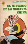 El Misterio De La Naranja China - Printed in Mexico in Spanish, Editorial Diana, 1971
