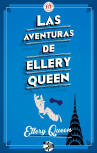 Las aventuras de Ellery Queen - Cover Spanish edition Ciudad de Libros (eBook)