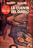 La cuenta del diablo - cover Spanish edition, Editorial Planeta, 1953
