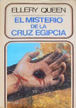 El misterio de la cruz egipcia - Cover Spanish edition