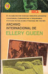Archivo Internacional de Ellery Queen - Cover Spanish edition, editiorial Diana, 1965