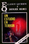 Un Estudio en Terror - cover Spanish edition