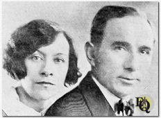 In 1923 he successfully teamed up with actor Eddie Dowling's wife Ray Dooley.