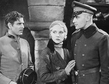 "In ""Surrender"" (1931) we see Ralph as Capt. Ebbing opposite Warner Baxter& Leila Hyams."