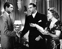 "He earned an Oscar nomination as Cary Grant's rival for Irene Dunne in ""The Awful Truth"" (1937)"