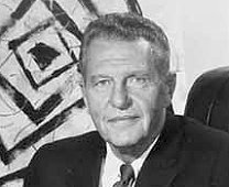 "Ralph Bellamy starring as Dr. L. Richard Starke in the 1963-64 NBC series ""The Eleventh Hour""."