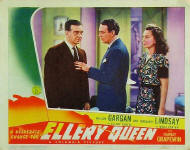 A Desperate Chance for Ellery Queen - lobbycard