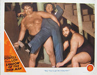 "Lobbycard:""Hey, you've got the wrong man!"""