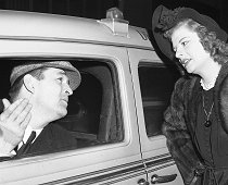 "In ""Joe and Mabel"" (1941-42) Ted played a Brooklyn cab driver ""Joe Sparton"", the preacher-shy hero and Ann Thomas was his ever-lovin' ""Mabel""."
