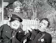 "In the TV series ""Shirley Temple's Storybook"" Ted is a police officer playing in the episode  ""Pippi Longstocking"" (1961) with Gina Gillespie and Wiliam Edmundson"