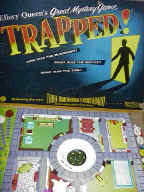 Ellery Queen's Great Mystery Game Trapped!
