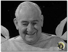 "Howard also appeared as angel in the 1962 Twilight Zone episode, ""Cavender Is Coming"""