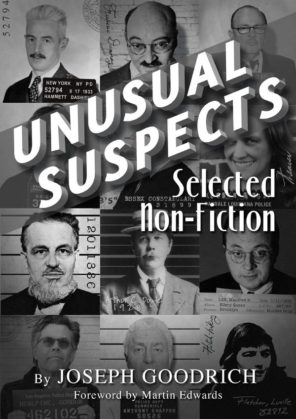 Unusual Suspects by Joseph Goodrich, ... click to buy at Amazon