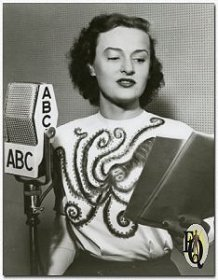 Kaye Brinker in a 1953 ABC promotional photo