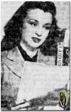 Charlotte Keane played Nikki Porter in the seventh radio season of Ellery Queen (1946-1947).