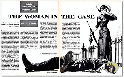 The first of the series in American Weekly of February 16, 1958