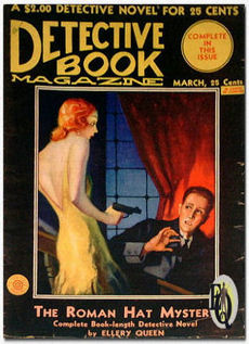 March 1931 Publication in Detective Book Magazine N°12