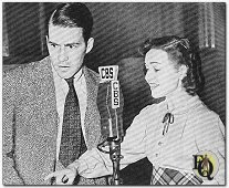 Hugh Marlowe en Marion Shockley