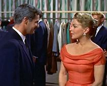 Lee Philips popularity really peaked when he played Dr. Michael Rossi in Lana Turner's film version of Peyton Place (1957)