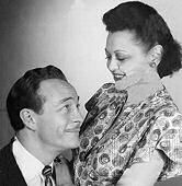 Alice Reinheart and Les Tremayne are MBS's detectives Abbott. (1946-47).