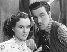 "In ""Public Enemy's Wife"" (1936) Margaret Lindsay stars in the title role, playing a young woman imprisoned for a crime which she didn't commit. The real culprit is her jailbird husband (Cesar Romero)"