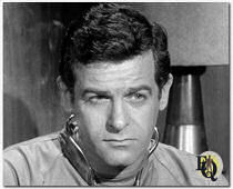 "Lee Philips as Dr. Ray Brooks in THE FUGITIVE episode ""Never Wave Goodbye"" airdate, Oct 8. 1963"