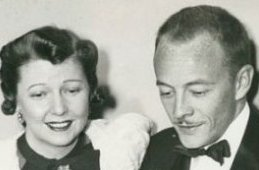 Barbara Luddy and Les Tremayne.