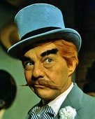 "David Wayne as the Mad Hatter, in the ""Batman"" (1966-67) series"