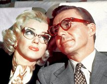 "Who wouldn't envy David Wayne as the landlord in ""How to Marry a Millionaire"" (1953)"