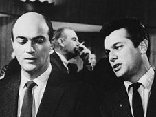 "In ""The Sweet Smell of Success"" (1957) tegenover Tony Curtis."