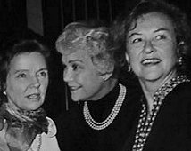 Jane Wyatt, Jane Wyman and Margaret Lyndsay at Shriner's Tribute to Pat'O Brien (1974)